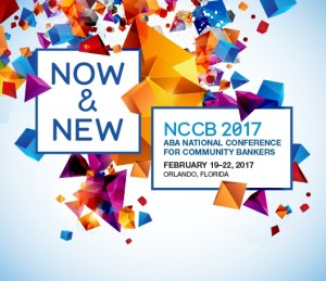 ABA NCCB Community Bankers Conference 2017